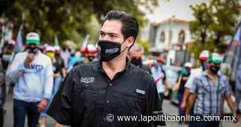 De la Peña recibe constancia - La Política Online MX