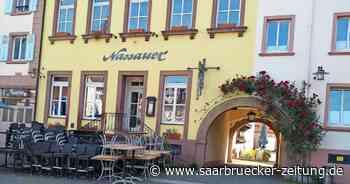Bistro Nassauer in Ottweiler bleibt geschlossen - Saarbrücker Zeitung
