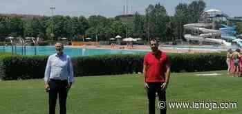 Logroño abre sus piscinas - La Rioja
