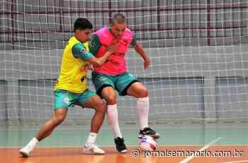 BGF visita o Lagoa Futsal pela semifinal da Taça Farroupilha - jornalsemanario.com.br