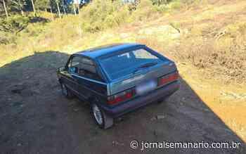 Veículo furtado em Bento é localizado na RSC-453, em Farroupilha - jornalsemanario.com.br