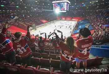 Despite COVID-19 and un-Canadian temperatures, Habs fans are legion in Las Vegas