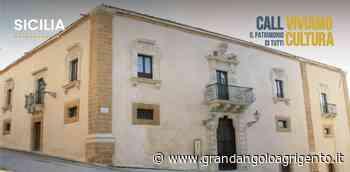 Sambuca di Sicilia, Palazzo Panitteri diventa centro culturale - Grandangolo Agrigento