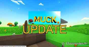 Muck Update ajoute un nouveau boss, des armes et des bonus - 45 Secondes