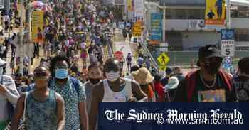 US coronavirus death toll hits 600,000 as vaccines slow spread - Sydney Morning Herald