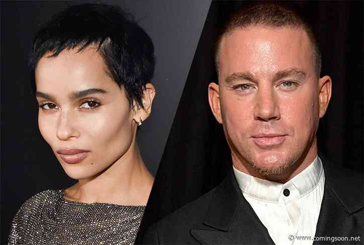Pussy Island: Zoë Kravitz Making Directorial Debut With Channing Tatum Starring