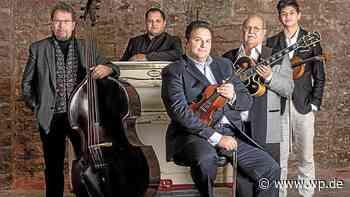 "Gevelsberg: Romeo-Franz-Ensemble spielt ""Jazz im Garten"" - Westfalenpost"