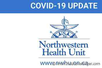 Three Cases of COVID-19 Reported in Rainy River District - Net Newsledger