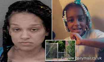 Mom accused of murdering daughter, 4, by forcing her to stand for three days straight