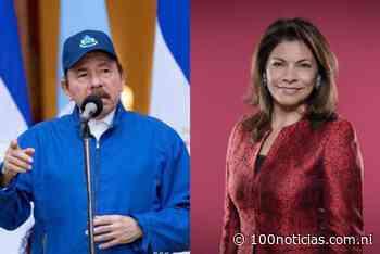 """Laura Chinchilla a Daniel Ortega """"Da la cara, no seas pendejo"""" - 100% Noticias • Nicaragua"""