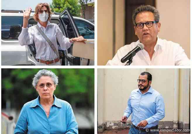 Excompañeros de armas y precandidatos, los perseguidos por Ortega - El Espectador