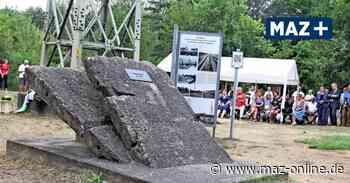 Falkensee: Radtour zu historischen Stätten - Märkische Allgemeine Zeitung