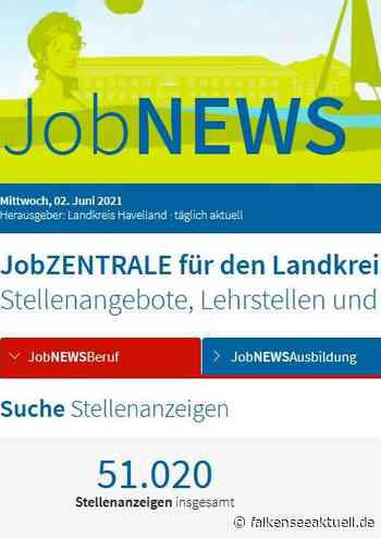 Jobzentrale Havelland bündelt Stellenangebote aus der Region: Neues Online-Portal für Arbeitssuchende - Unser Havelland (Falkensee aktuell) - falkensee aktuell