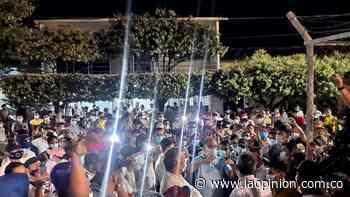 Habitantes desbloquearon salidas tras acuerdo en Sardinata | Noticias de Norte de Santander, Colombia y el mundo - La Opinión Cúcuta