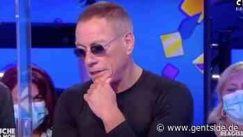 """Jean-Claude Van Damme sagt """"Nein"""" zu Impfung und Maske - Gentside"""