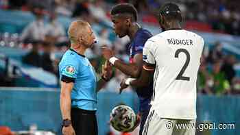 'It was more of a nibble' - Rudiger accused of biting Pogba during France v Germany clash at Euro 2020