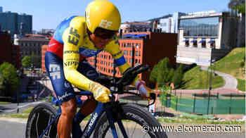 El ciclista Jonathan Caicedo no correrá en los Juegos Olímpicos de Tokio - El Comercio - El Comercio (Ecuador)