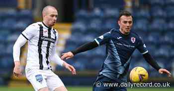Accies swoop for Raith Rovers left-back - Daily Record
