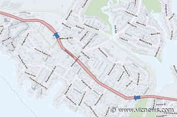 Work on Island Highway in View Royal to limit traffic to single lane, alternating – Victoria News - Victoria News