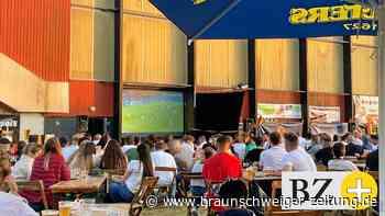 EM: 250 Fans beim Public Viewing am Salzgittersee