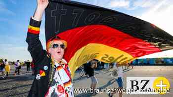 München feiert EM - Polizei registriert kaum Corona-Verstöße