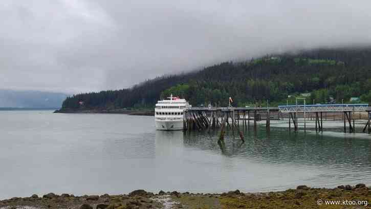 Haines and Skagway welcome first cruise ship since 2019