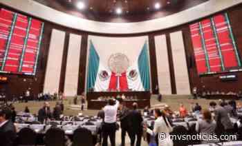 Congreso de la Unión: Diputados se reincorporan para el cierre de Legislatura - MVS Noticias