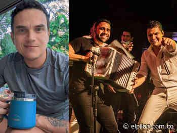 La reacción de Silvestre a la unión de Lucas y Elder Dayán - ElPilón.com.co
