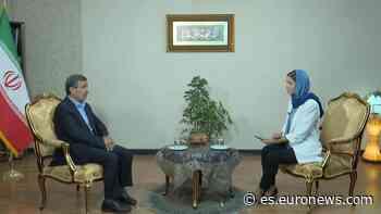 """Ahmadineyad: """"Nos gustaría que la Unión Europea saliera de la sombra de Estados Unidos"""" - Euronews Español"""