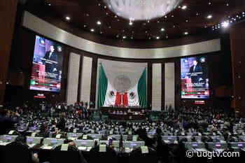Quedan definidas las diputaciones plurinominales en el Congreso de la Unión - UDG TV