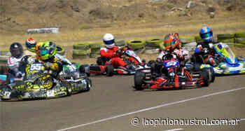 Este sábado regresarán los entrenamientos al kartodromo de Comodoro Rivadavia - La Opinión Austral