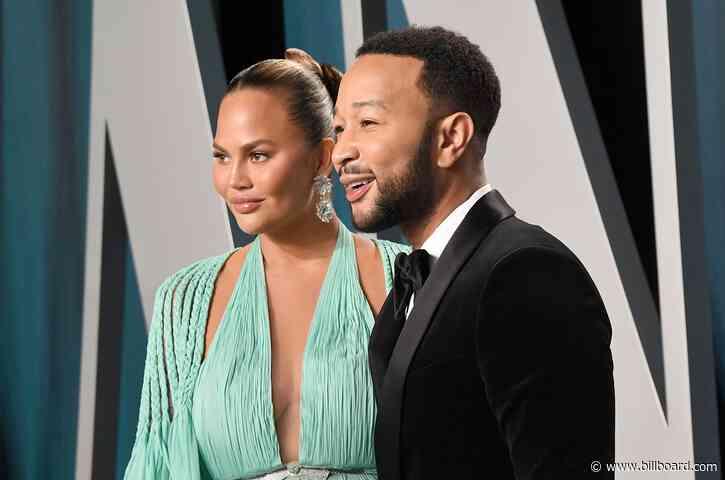 John Legend Supports Chrissy Teigen After She Pens Apology Letter for Social Media Bullying