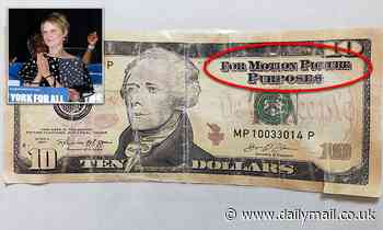 The Gilded Age crew member accused of using prop $10 bill at store in upstate New York