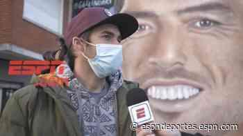 Los detalles del mural homenaje a Luis Suárez realizado en Montevideo - ESPN Deportes