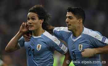 ¡Con todo! Édinson Cavani y Luis Suárez encabezan nómina de Uruguay para la Copa América - El País – Cali