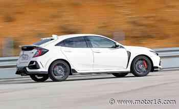Honda Civic Type R Sport Line. El día de la bestia - Motor16