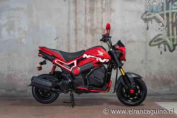Honda estrena la Navi: un nuevo concepto de motocicleta urbana. - Diario El Rancagüino