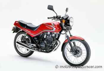 Moto del día: Honda CBX 250 RS - espíritu RACER moto