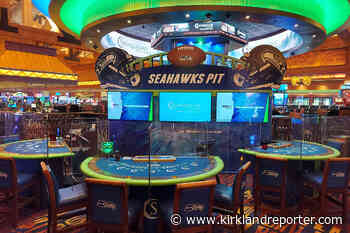 Gambling Commission OKs pacts with tribes for sports... - Kirkland Reporter