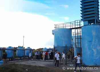 Los habitantes de Camarones (Riohacha) por fin tendrán agua potable - Las2orillas
