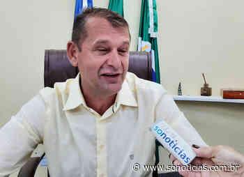 Vice-prefeito de Sorriso se licencia para procedimento cirúrgico em Curitiba - Só Notícias