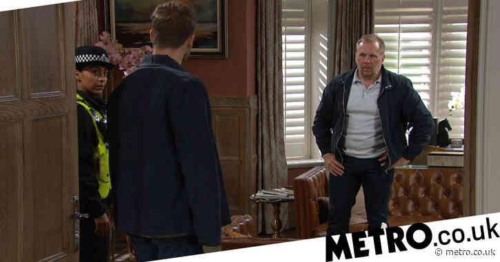 Emmerdale spoilers: Will is arrested for killing Kim Tate
