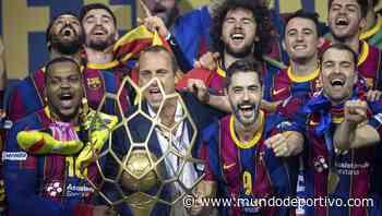 """David Barrufet: """"Dejamos un equipo brutal"""" - Mundo Deportivo"""