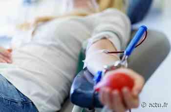 Noyon : une collecte exceptionnelle de sang est organisée ce lundi - actu.fr