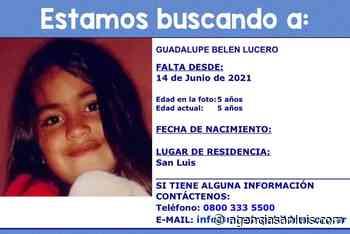 La desaparición de Guadalupe Lucero ya está en las redes de emergencias nacionales e internacionales de búsqueda de personas - Agencia de Noticias San Luis