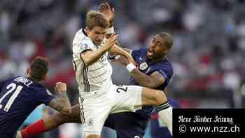 EM 2021: Deutschland - Frankreich: 0:1 – Sieg dank eines Eigentors