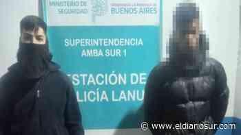 Lanús: Detuvieron a dos ladrones de estéreos de auto - El Diario Sur