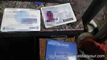 Lanús: ladrón ingresó a una casa y robó, pero se olvidó el DNI y una tarjeta de Desarrollo Social - El Diario Sur