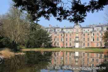 """Toekomst kasteel Ravenhof stilaan duidelijk: """"Maar eerst de buitenkant opknappen"""" - Het Nieuwsblad"""