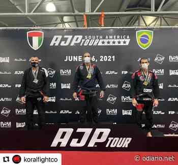 Atleta de Ivoti conquista premiações em campeonato sul-americano de jiu-jitsu - O Diário